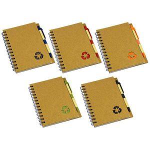 Cuaderno y Libretas